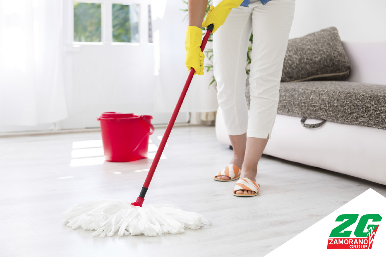 C mo limpiar pisos de cer mica madera o m rmol el - Como limpiar la casa ...